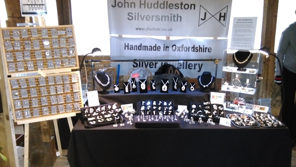 My stall at the ATCF
