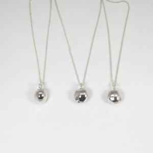 Silver hazelnuts