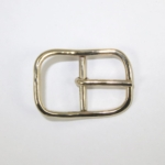 Gold collar buckle