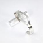 hallmarked silver bracelet