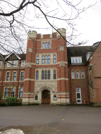 Croomes Tower - Radley College, Oxfordshire