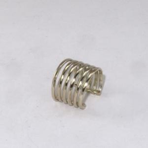 9ct gold 6 band ear cuff