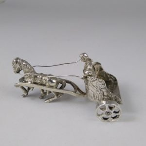 Silver chariot