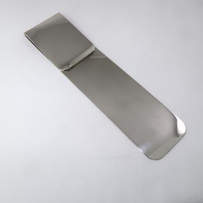 Argentium silver bookmark